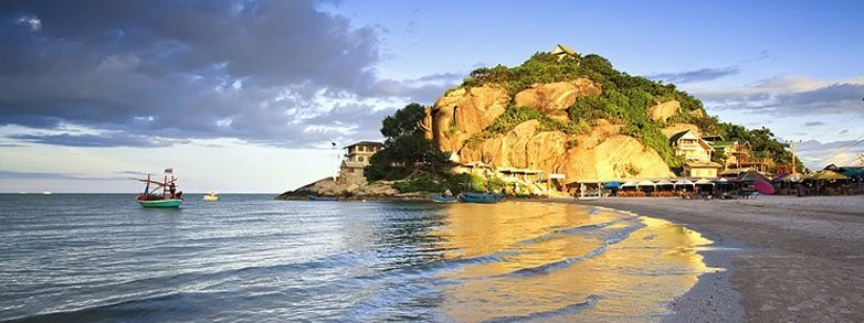 Hua-Hin-Khao-Takiab-Beach