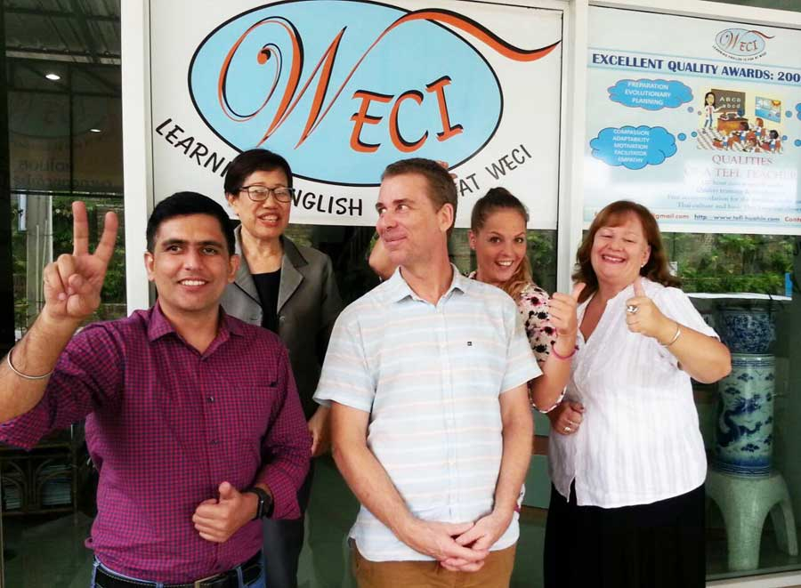 WEIC TEFL COURSES